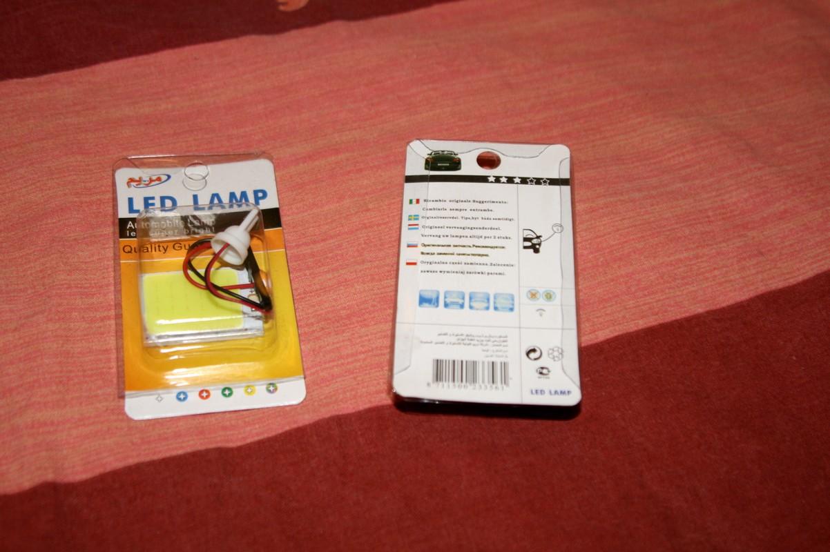 Led Qui Se Colle lampe led pour lumière d'ambiance fiesta - tutoriels - forum