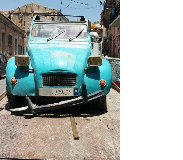 2cv charleston ouedkniss