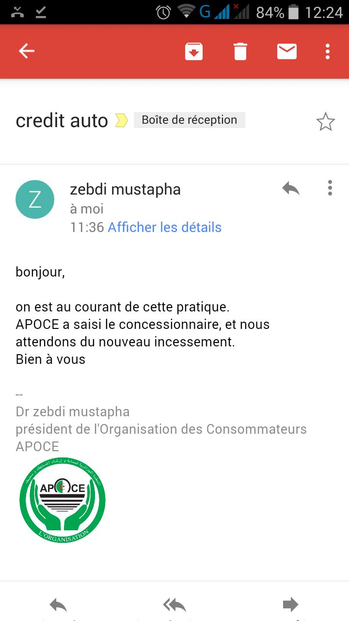 Carte Jaune Algerie Voiture.Les Credits Voiture En Algerie 2017 Page 3 Actualite